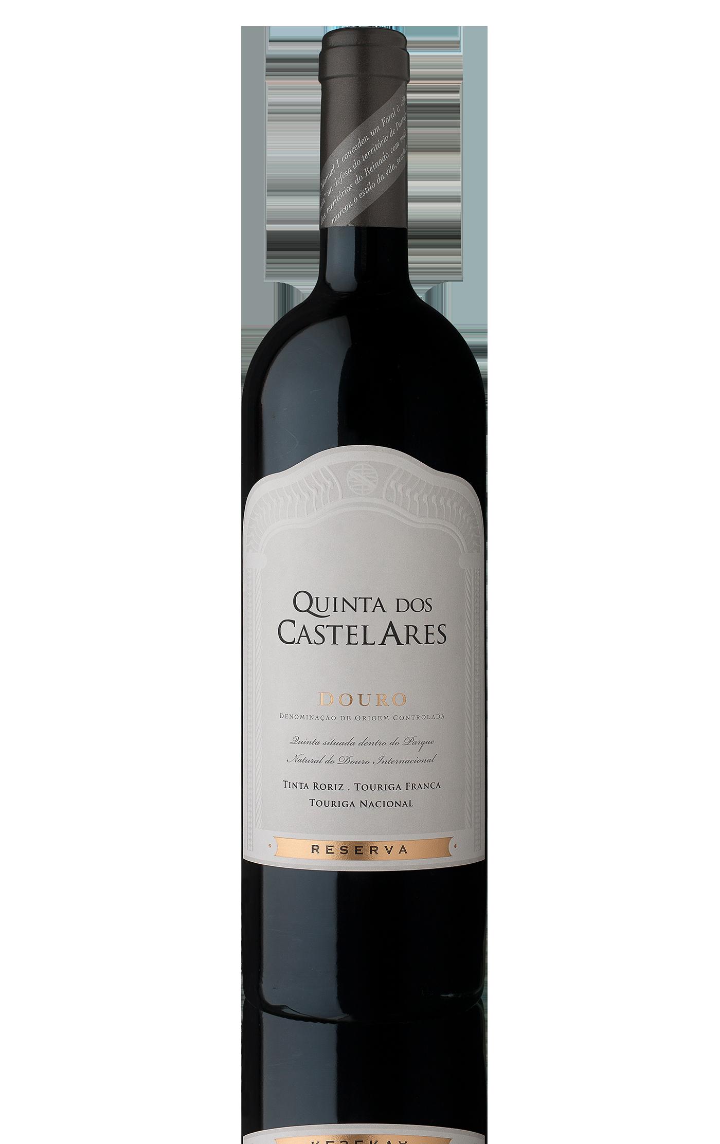 Reserva Tinto | Vinhos | Quinta dos Castelares