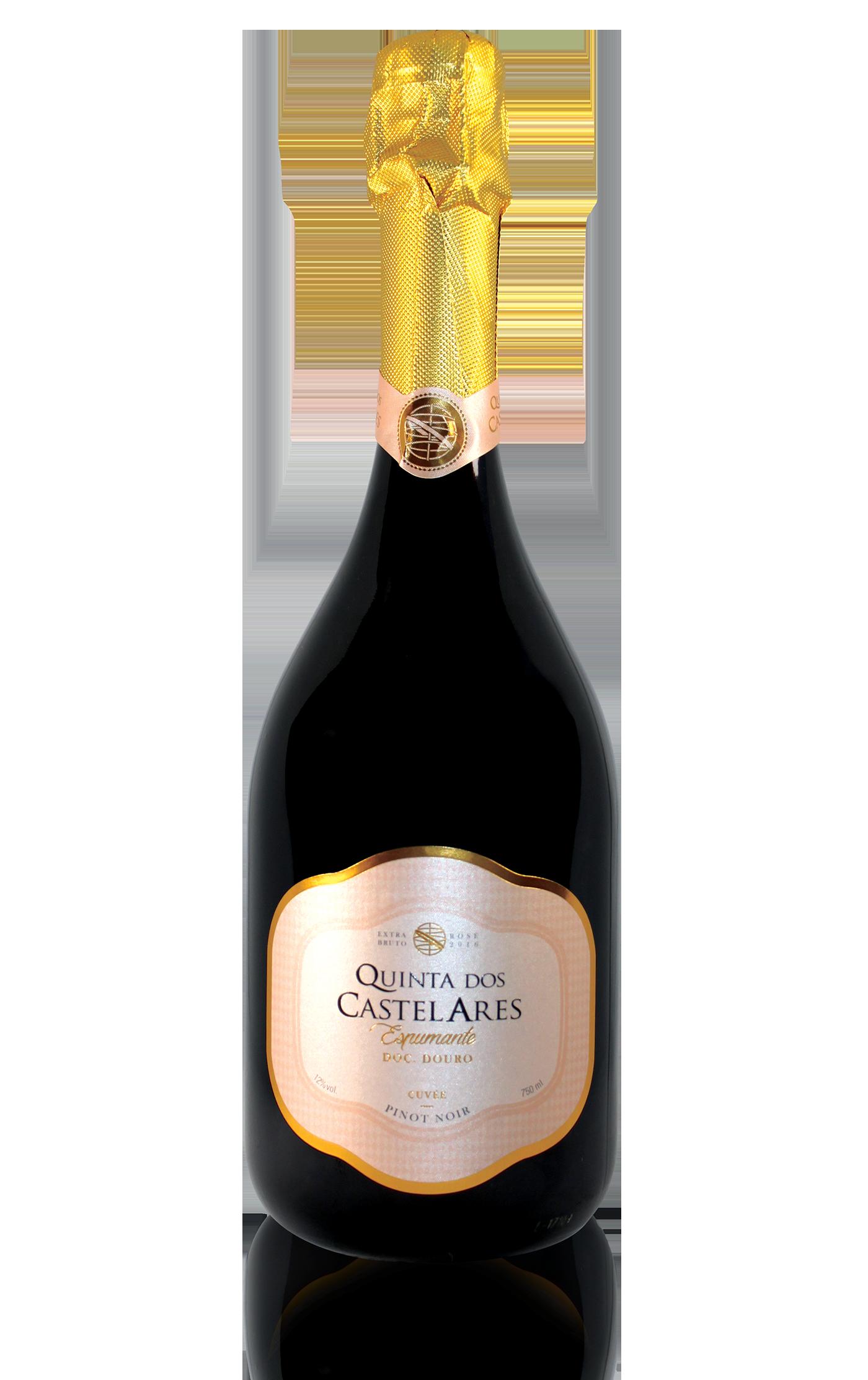 Espumante Pinot Noir | Espumantes | Quinta dos Castelares