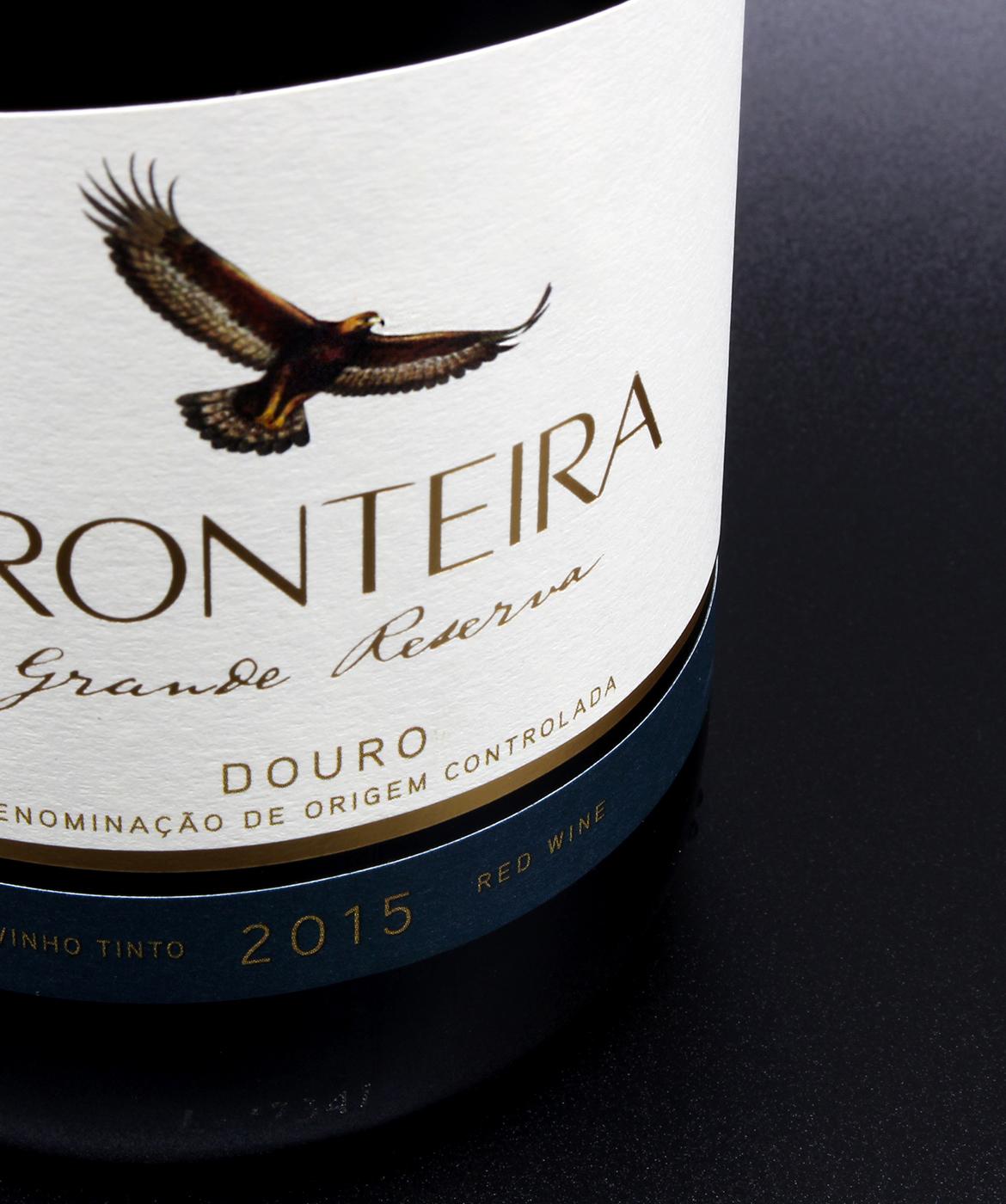 Fronteira Grande Reserva   Vinhos Tintos   Quinta dos Castelares