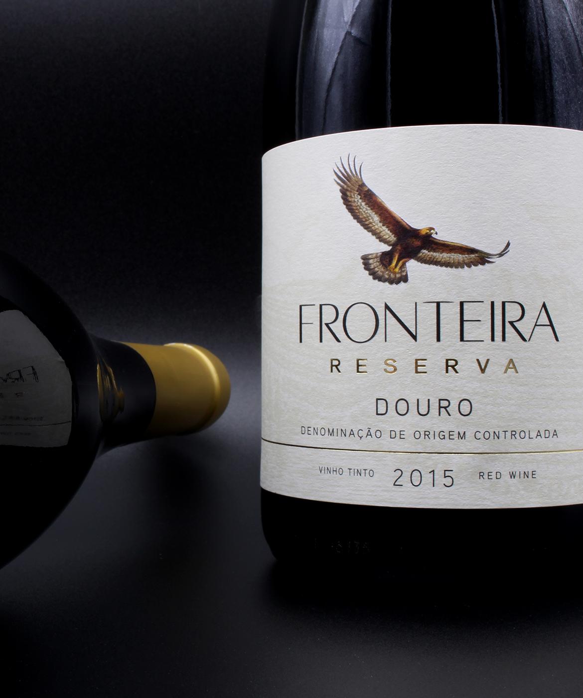 Fronteira Reserva Tinto | Vinhos Tintos | Quinta dos Castelares