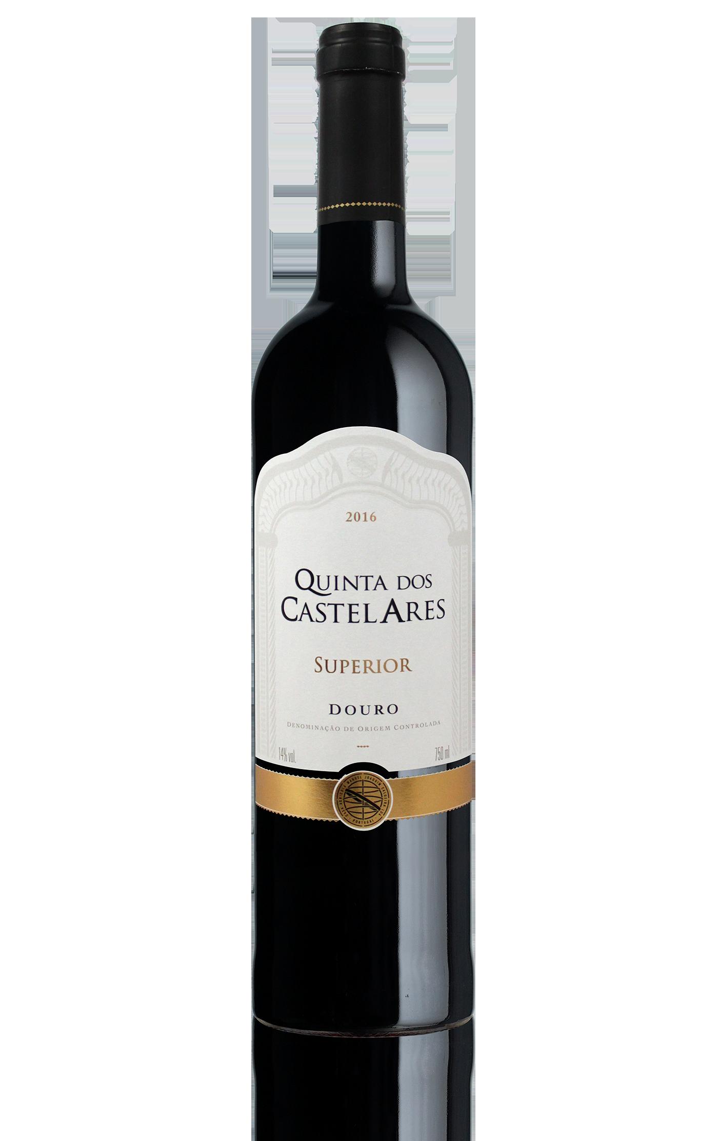 Superior Tinto | Vinhos Tintos | Quinta dos Castelares