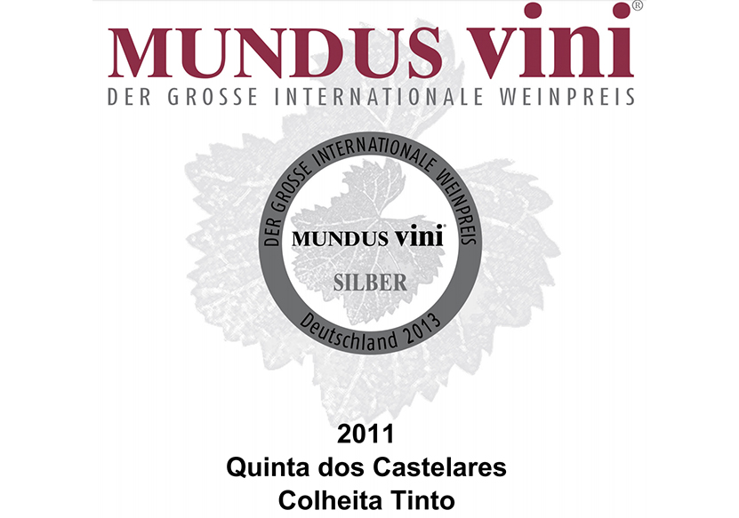 Mundus Vini 2013 — Der Grosse Internationale Weinpreis