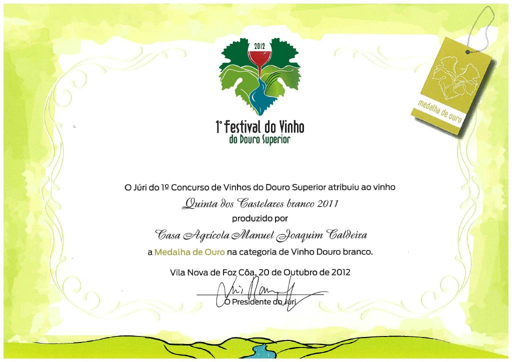 1º Festival Douro Superior 2012