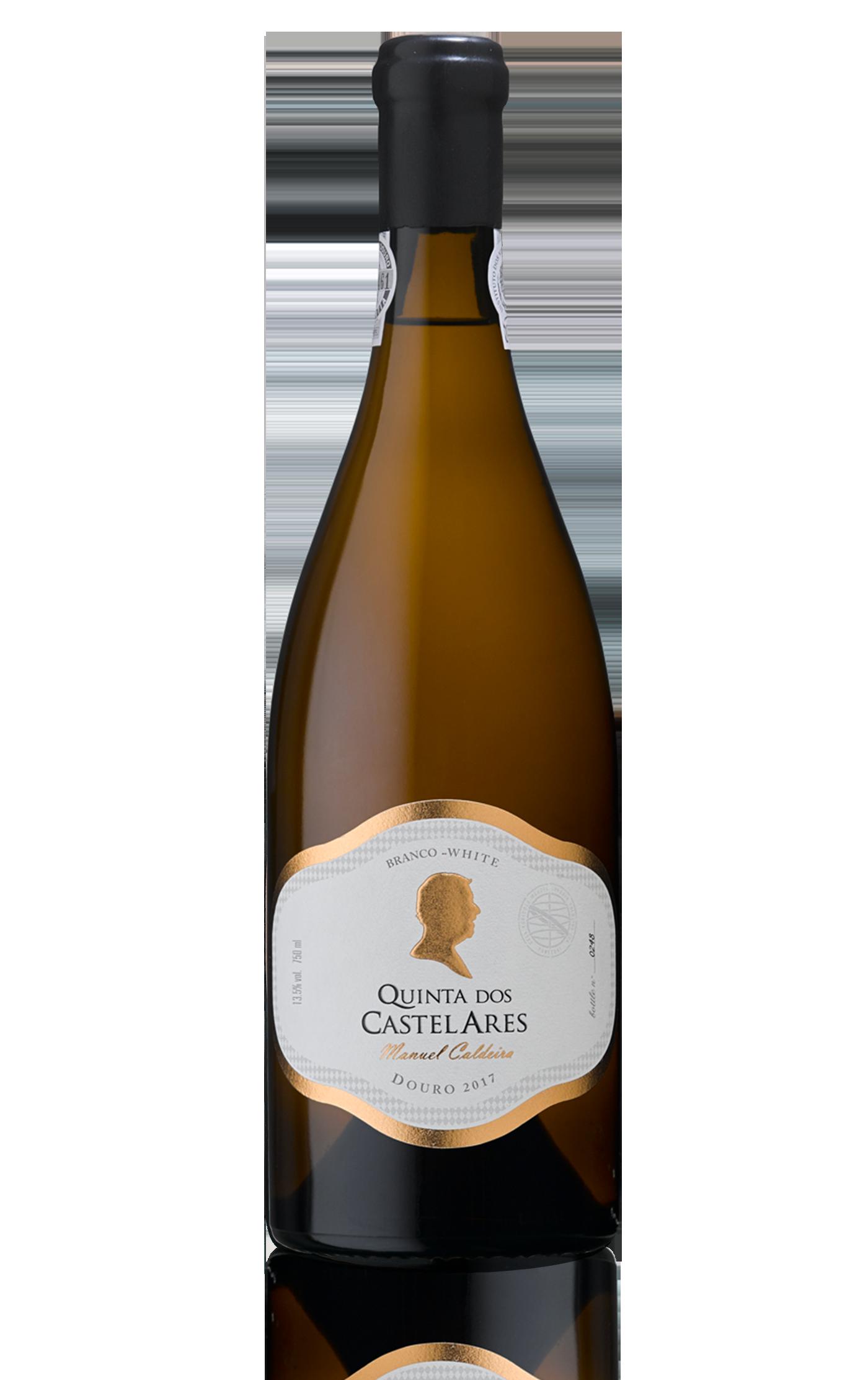 Manuel Caldeira | Vinho Branco | Quinta dos Castelares