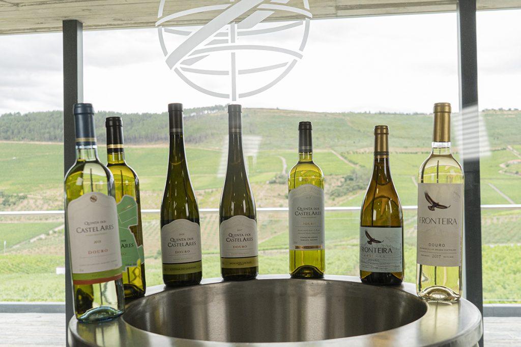 A nossa gama de Vinhos Brancos I Quinta dos Castelares - Ep. 8