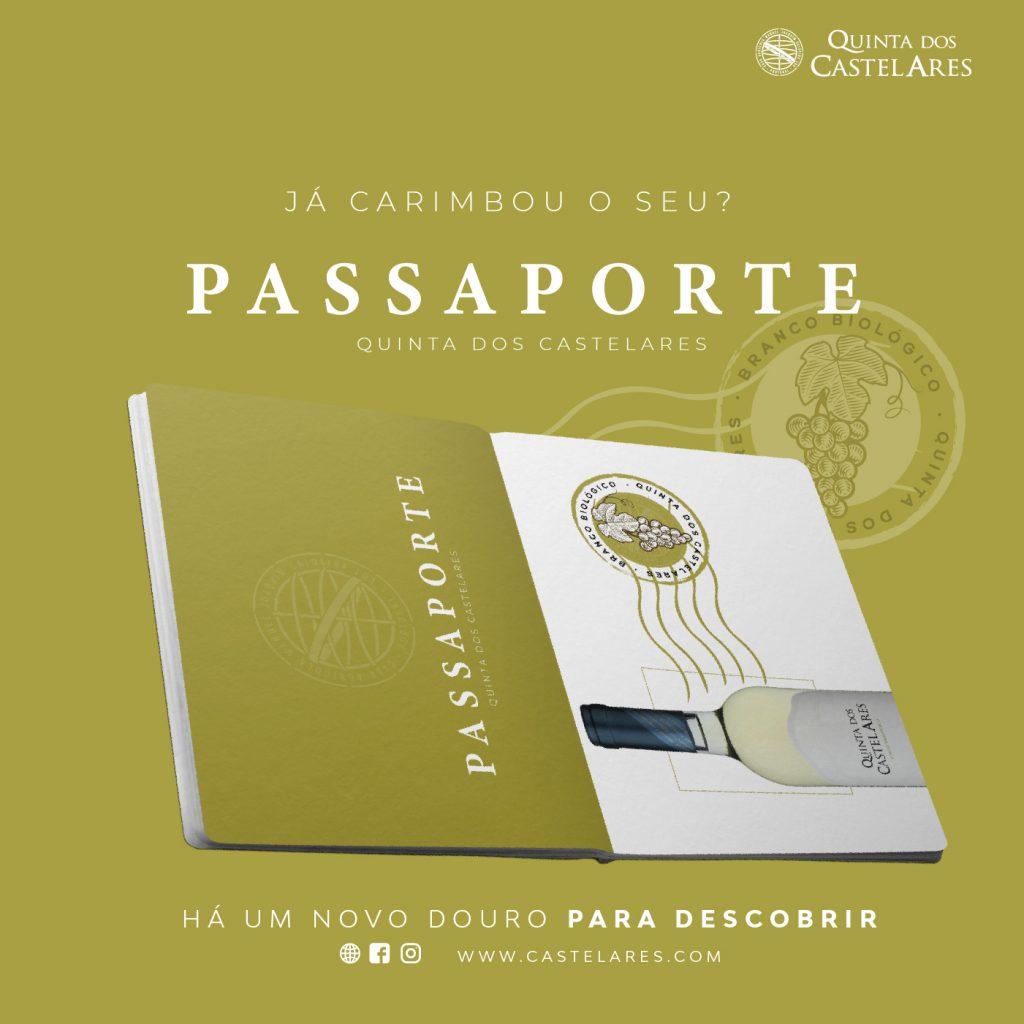 Quinta dos Castelares cria passaporte para incentivar descoberta do Douro e dos seus vinhos