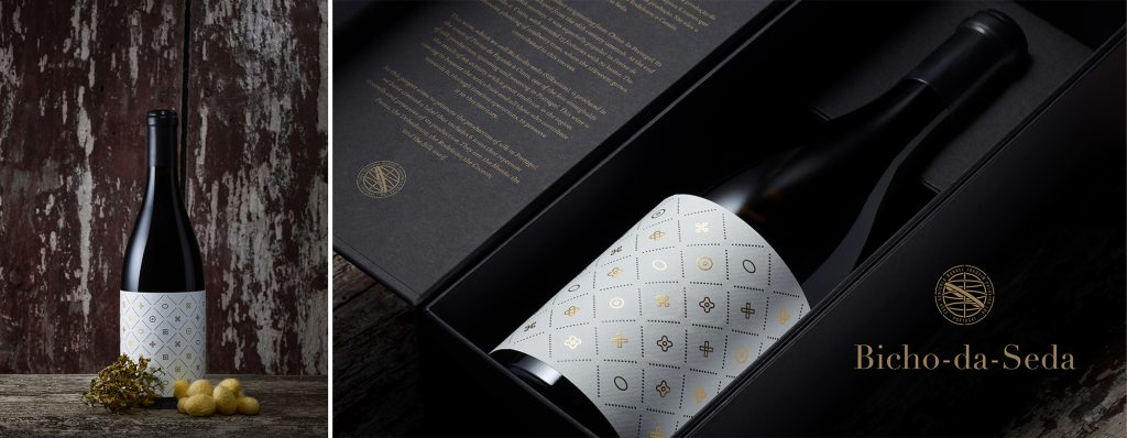 Quinta dos Castelares arrecada prémio no concurso mundial Graphis Design Awards 2021