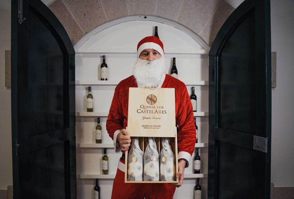 Natal Quinta dos Castelares - Faça já a sua compra.
