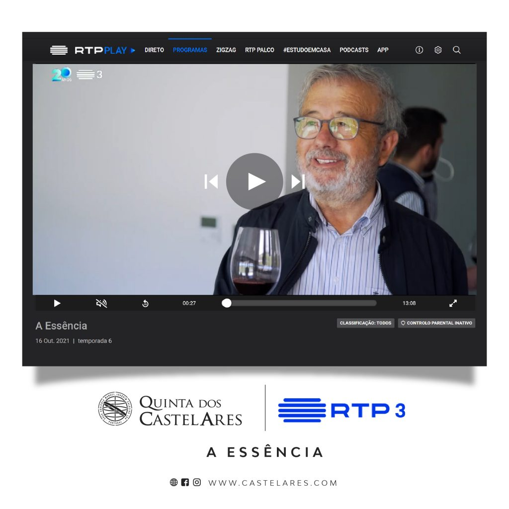 a essência | clipping RTP 3